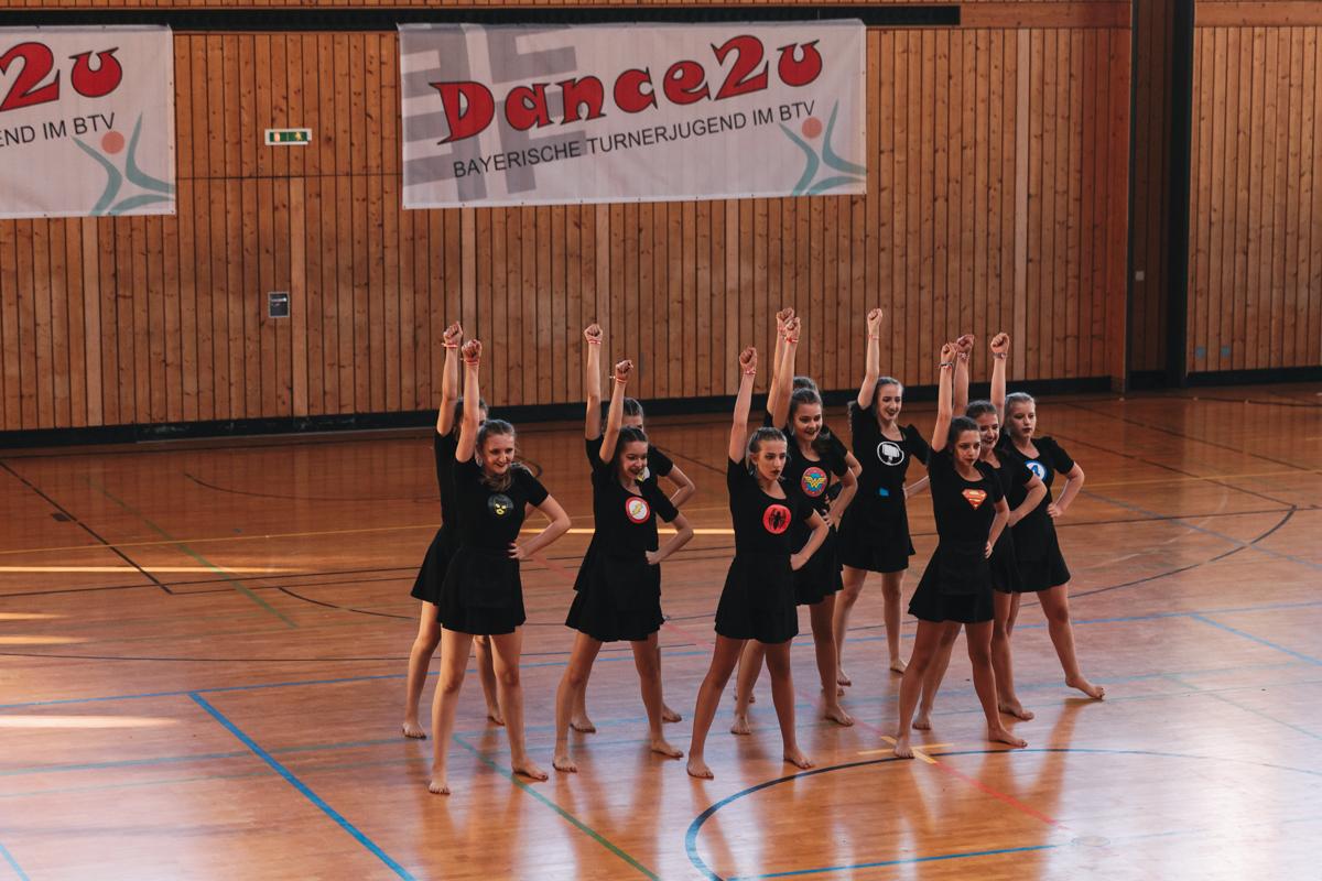 Bubble Babes No 14 beim Dance 2U